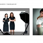 corporate fun photography