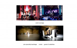 Event photography - specialized