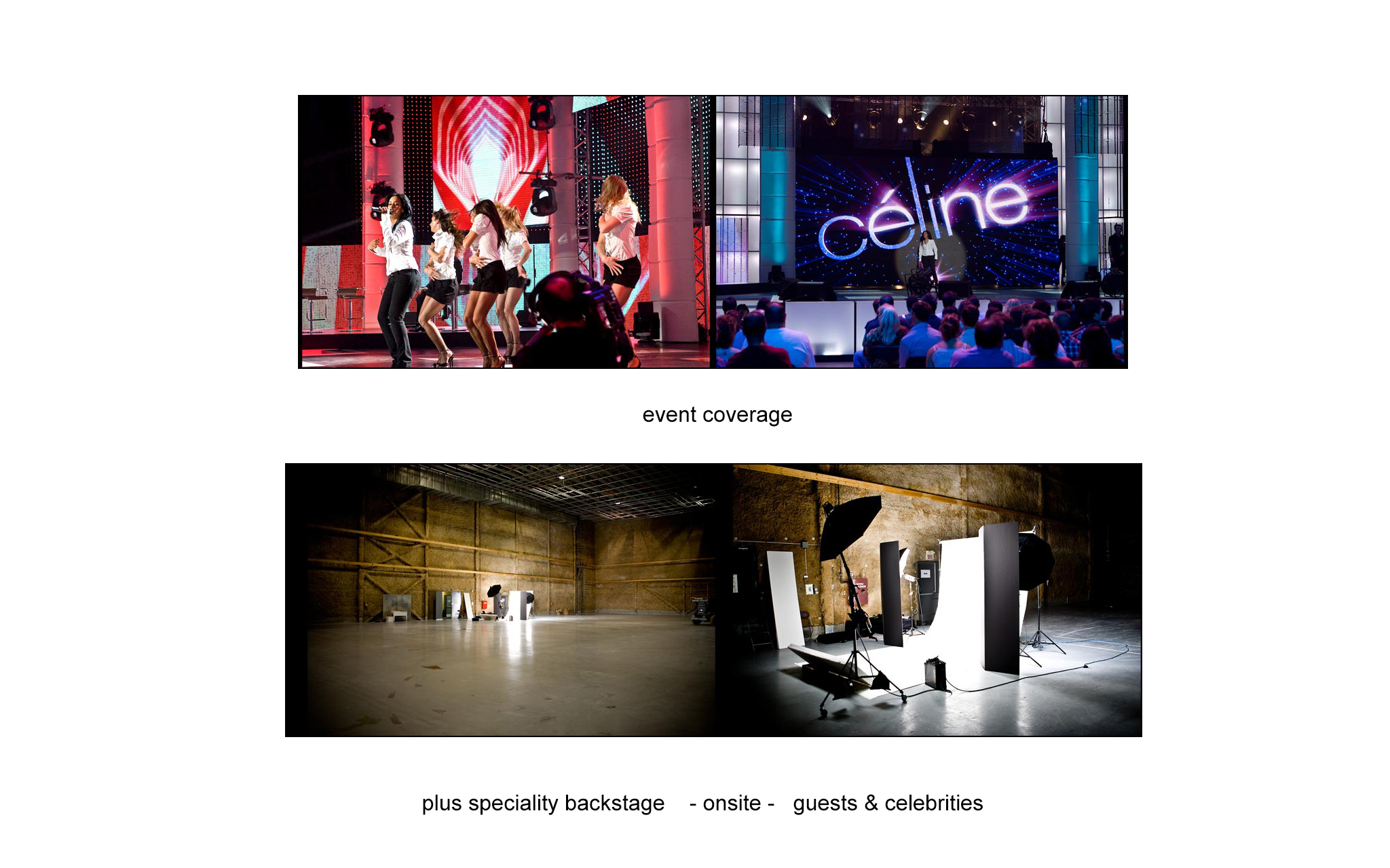 Specialized Events